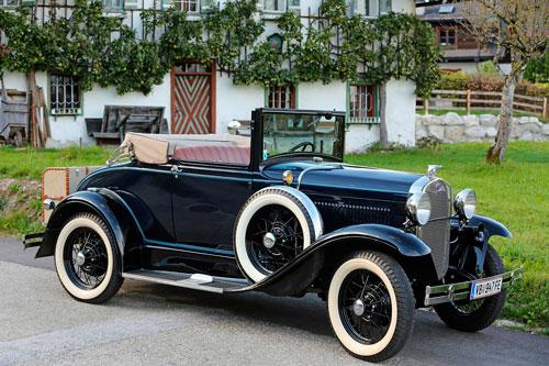 автомобиль Форд 1930