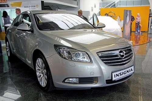 аккумулятор для Opel Insignia