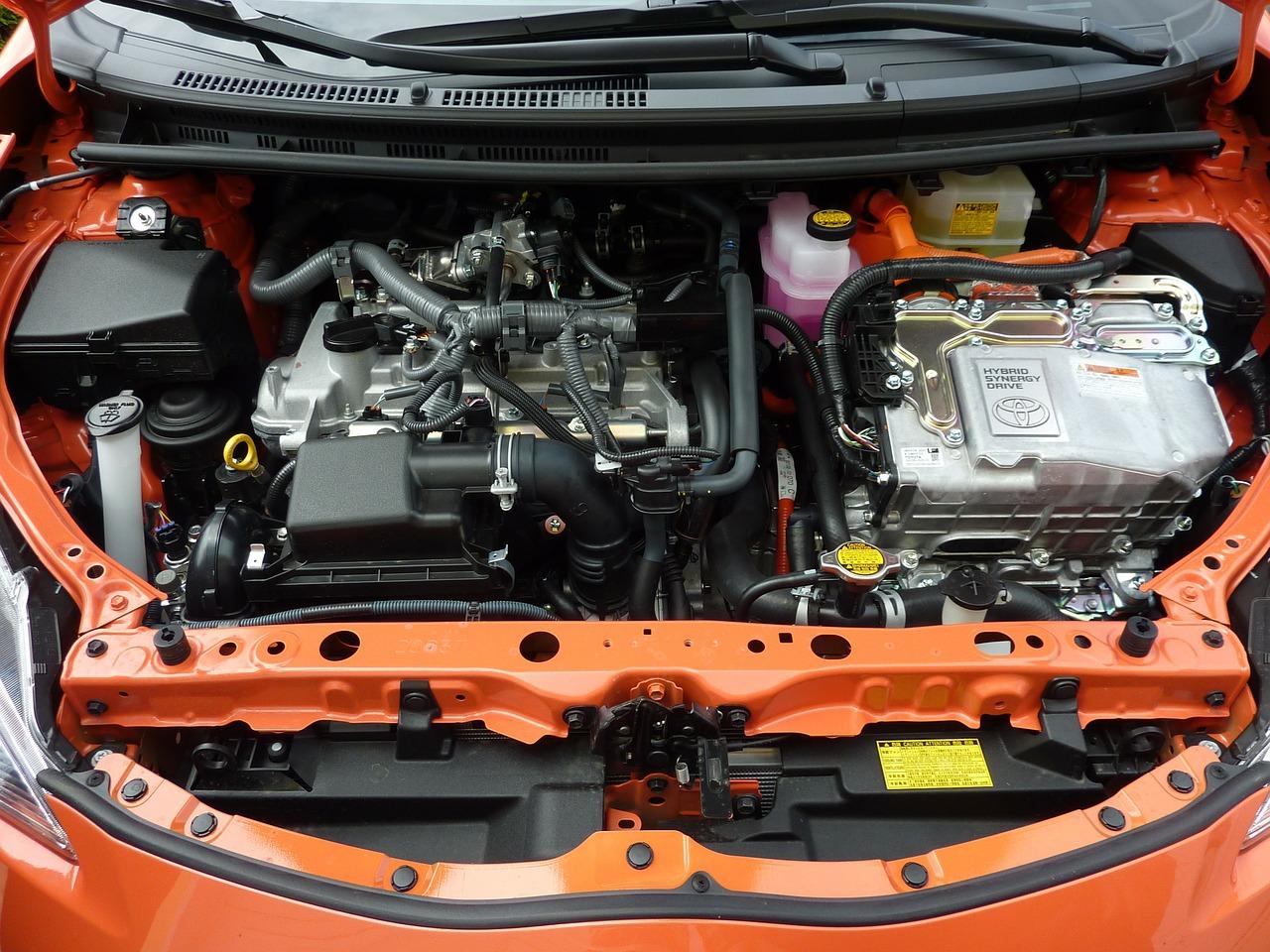 мотор автомобиля как работает аккумулятор