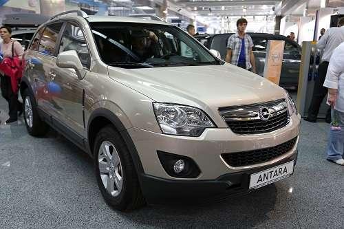 Аккумулятор для Opel Antara
