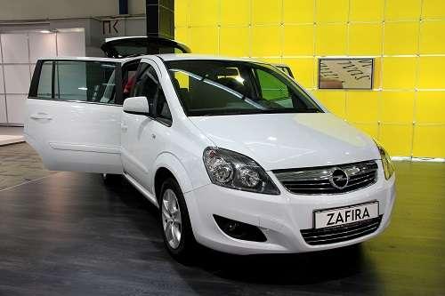 Аккумулятор для Opel Zafira