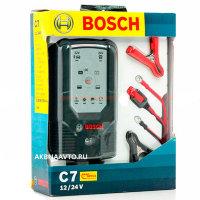 Зарядное устройство для автомобиля Bosch C7 (12/24В)