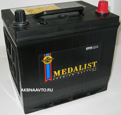 Бюджетный аккумулятор для авто Медалист